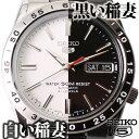 [あす楽]セイコー セイコー5 腕時計 SEIKO 時計 セイコーファイブ 黒い稲妻 白い稲妻 メン ...