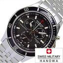 【5年保証対象】スイスミリタリーハノワ 腕時計 SWISSMILITA...