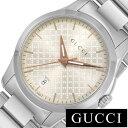 グッチ 腕時計 GUCCI 時計 グッチ 時計 GUCCI 腕時計 Gタイムレス G-TIMELESS レディース/ホワイト YA126593 人気 イタリア ブランド 高級 メタル 防水 おすすめ ファッション プレゼント ギフト 新生活 母の日