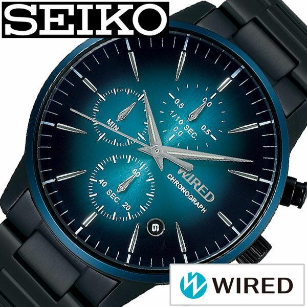 腕時計, メンズ腕時計  SEIKO WIRED AGAT420 TOKYO SORA BLUE ENCOUNT