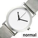 【延長保証対象】ノーマルタイムピーシーズ 腕時計 normal TIM...