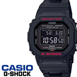 [あす楽]【延長保証対象】カシオ 腕時計 CASIO 時計 CASIO腕時計 カシオ時計 ジーショック G-SHOCK メンズ ブラック GW-B5600HR-1JF [ Gショック ブランド 防水 カジュアル スポーツ フェス デジタル アラーム ストップウォッチ 頑丈 人気 ] [ プレゼント ギフト ]