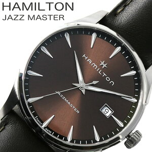 ハミルトン 腕時計 HAMILTON 時計 ジャズマスター ジェント JAZZMASTER GENT メンズ ブラウン H32451801 人気 ブランド おすすめ シンプル ファッション おしゃれ カジュアル スーツ フォーマル ビジネス 上品 プレゼント ギフト