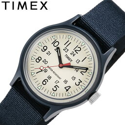 タイメックス 腕時計 TIMEX 時計 キャンパー オリジナルキャンパー 日本限定 Original Camper Japan Exclusive ユニセックス 腕時計 クリーム TW2U84200 正規品 人気 ブランド トレンド カジュアル アウトドア プレゼント ギフト 母の日