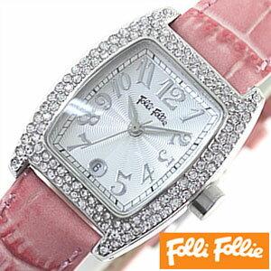 今月のピックアップアイテム! FolliFollie 腕時計 フォリフォリ 時計 [海外モデル][逆輸入][セ...