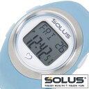 【5年延長保証】 ソーラス 腕時計 [ SOLUS 時計 ] 心拍時計 [ ハートレートモニター ] メンズ レディース 01-800-03 [ 正規品 スポーツ ダイエット エクササイズ プレゼント ]【 ランニングウォッチ 】