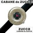 【正規品】【5年延長保証】 カバンドズッカ 腕時計 [ CABANE de ZUCCA 時計 ] ズッカ サンドウォッチ [ SANDWATCH ] ブラック レディース AWGK028