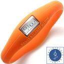 【1080円割引 スーパーセール 】 パワーバランスウォッチ 腕時計 Power Balance Watch 時計 メンズ レディース PBW01-06-OR[ クリスマス Xマス ]