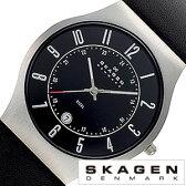 スカーゲン 腕時計 [ SKAGEN 時計 ] スカーゲン 時計 [ SKAGEN 腕時計 ] スカーゲン時計 SKAGEN時計 メンズ レディース 233XXLSLB [ 人気 北欧 ブランド おしゃれ 薄型 ビジネス シンプル メタル ベルト 生活 防水 軽量 ]