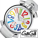 『再入荷』【即納可】★★★新作腕時計入荷★★★GaGaMILANO腕時計[ガガミラノ時計] GaGa MILAN...
