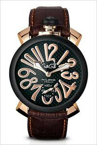 ガガミラノ腕時計[GaGaMILANO時計](GaGaMILANO腕時計ガガミラノ時計)マヌアーレ48mm(MANUALE48MM)/メンズ時計/GG-5014.1