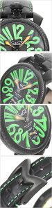 ガガミラノ腕時計[GaGaMILANO時計](GaGaMILANO腕時計ガガミラノ時計)マヌアーレ48MMリミテッドエディション(MANUALE48MMLIMITEDEDITION)/メンズ時計GG-5016.3