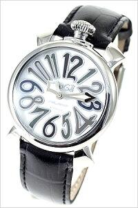 ガガミラノ腕時計[GaGaMILANO時計](GaGaMILANO腕時計ガガミラノ時計)マヌアーレ40MMアッチャイオ(MANUALE40MMACCIAIO)/メンズ/レディース/男女兼用時計GG-5020.5