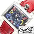 ガガミラノ 腕時計 [ GaGa MILANO 時計 ] ガガ ミラノ ナポレオン [ NAPOLEONE ] 40MM メンズ レディース 6030.2 [ ブランド プレゼント ]