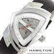 ハミルトン 腕時計 メンズ [ HAMILTON 時計 ] ベンチュラ オートマチック [ VENTURA AUTO ](H24515551)【自動巻き 機械式 ミリタリー ビジネス カジュアル 高級腕時計】