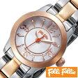 フォリフォリ 時計 レディース 女性 [ folli follie ] 腕時計 WF0T025BPZ[アウトレット/人気/生活/防水]