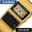 カシオ 腕時計 CASIO 時計 データバンク DATA BANK メンズ レディース [ 未使用品 デジタルウォッチ ビジネス 生活 防水 ][ クリスマス Xマス ]