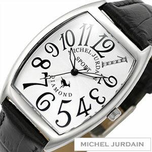 ミッシェルジョルダン 腕時計 [ MICHEL JURDAIN 時計 ] メンズ 天然ダイヤ カサブランカ ペアウォ...