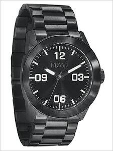 ニクソン腕時計[NIXONWATCH](NIXON腕時計ニクソン時計)プライベートオールブラック[THEPRIVATESSALLBLACK]/メンズ/レディース/男女兼用時計A276-001[♂]