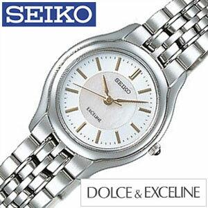 【延長保証対象】セイコー 腕時計 SEIKO 時計 ドルチェ&エクセリーヌ DOLCE&EXCELINE レディース SWDL099 [ プレゼント ギフト バレンタイン ]