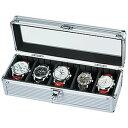 【腕時計 5本 収納】時計ケース 腕時計収納 ケース 腕時計 収納 整...