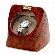 ワインディングマシーン [自動巻き機][ワインディングマシン] 腕時計/時計 ワインディング マシン/マシーン 自動巻き上げ機 ウォッチワインダー/ウォッチ ワインダー [ ワインダー ] 時計ケース 腕時計 ケース 腕時計ケース/1本/2本/4本[自動巻/機械式/自動巻き]