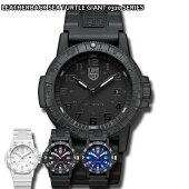 ミリタリーウォッチルミノックス腕時計LUMINOX時計レザーバックシータートルジャイアントLEATHERBACKSEATURTLEGIANTメンズブラックホワイト[Ref0321メンズ腕時計腕時計メンズサバゲ米軍特殊部隊ブランドウミガメミリタリースイス製防水]