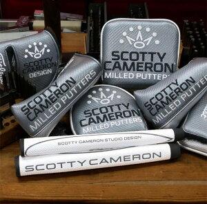 【ScottyCameron】【HC793】スコッティキャメロン2016カバーオールグレイスタンダードヘッドカバー(パターカバー)