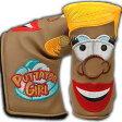 【ScottyCameron】【HC871】スコッティキャメロン 2016 Web.com ボイジーオープン Puttator Girl ヘッドカバー(パターカバー) タイトリスト スコッティ キャメロン パターカバー