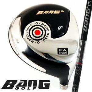 BANG GOLF (バンゴルフ)  BANG-O-MATIC 460BANG FAST LD50 グラファイトシャフト【10P07Nov15】