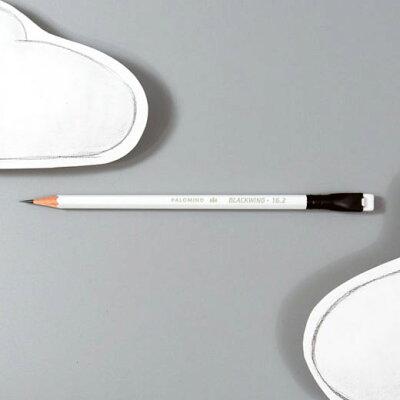 絵筆のような鉛筆BLACKWINGに白黒限定コレクションが登場!
