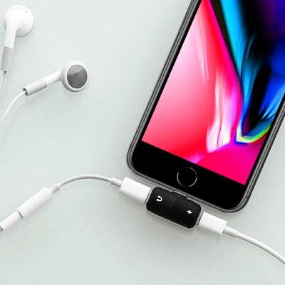 iPhone使用者にオススメ。地味に便利な充電しながらイヤホンを使えるようになるアイテム