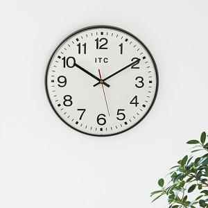 ULINE Traditional Wall Clock 12 トラディショナルウォールクロック 12インチ