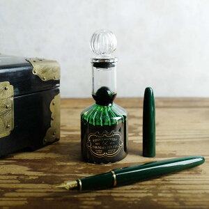 TOOLS to LIVEBY ツールズ トゥ リブバイ ガラスインクボトル 万年筆 インク 消耗品 ブルーブラック レッド グリーン 30ml KWZ 没食子 インク ギフト ハンドメイド