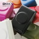 クリエイティブなお洒落カメラケースKEICS カメラケース KC3 [GB110]