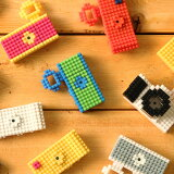 トイデジ nanoblock toy digital camera ナノブロック トイデジタルカメラ [HD1112]