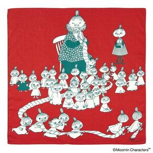 ムーミンハンカチ/鈴木マサル/ムーミン/北欧/マリメッコ/ムーミンハンカチーフお弁当/風呂敷/ナ...