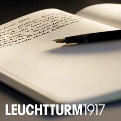LEUCHTTURM 1917 ロイヒトトゥルム ノートブック アジェンダ ミディアム [HD1325]