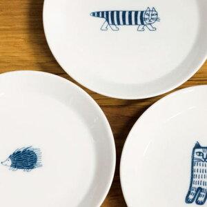 リサラーソン/北欧/波佐見焼き/リサ/Lisa Larson リサ・ラーソン 豆皿 (波佐見焼き) [HD1643]
