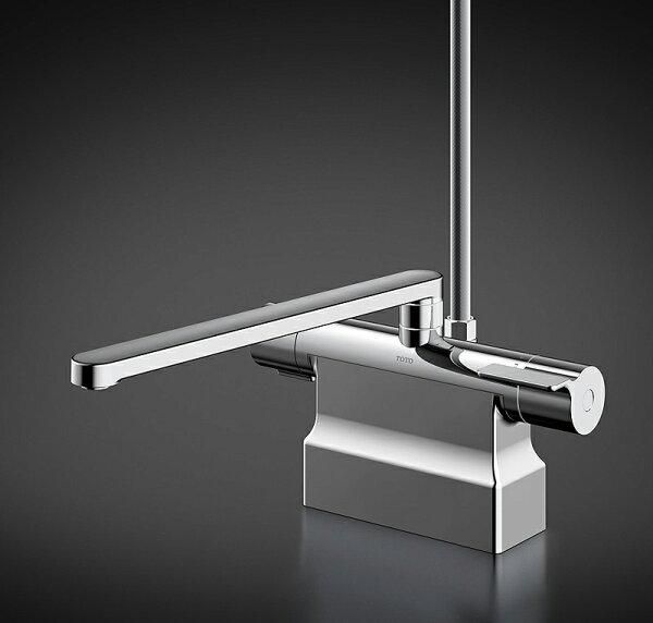 TOTO取替用サーモシャワー水栓 コンフォートウエーブクリックシャワー TBV03424J水道蛇口お風呂温度調節