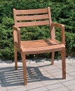 【HUGオリジナル】QUE Chair(チークチェアー)