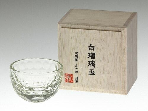 Lapis lazuli-white glass glass