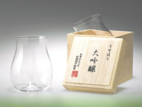 Lightly set up 10%OFF; unwarmed sake glass size brewing sake from the finest rice 1P pine virtue glass Japanese dishes bottle and cup