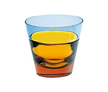 Sugahara sugahara duo old Amber Western glassware other glass glass glass tumbler