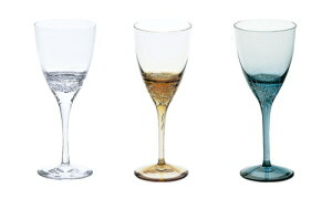 深海から沸き起こる泡 ワイングラススガハラガラス sugahara キッチン用品・食器・調理器具 洋...