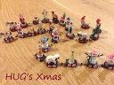 HUGセレクトクリスマスXmas Train クリスマストレイン5056 おもちゃ・ホビー・ゲーム パーティー・イベント用品・販促品 クリスマス用品 クリスマスオーナメント