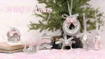 HUGセレクトクリスマスオーナメント プチオーナメント5347 5348 おもちゃ・ホビー・ゲーム パーティー・イベント用品・販促品 クリスマス用品 クリスマスオーナメント