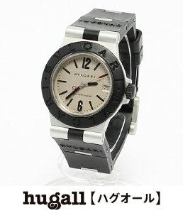 【送料無料】 ブルガリ SIZE - アルミニウム AL32A シルバー ボーイズ クォーツ 腕時計 BVLGA...