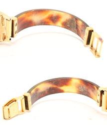 ロレックスチェリーニスクエアK18手巻きゴールド文字盤腕時計ROLEXレディース【】