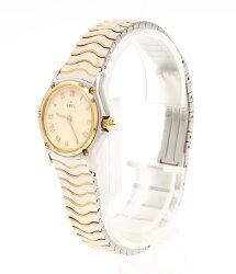 エベルスポーツクラシック1157111SS18Kクォーツ腕時計EBELレディース【】